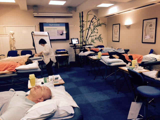 York Cosmetic Acupuncture Training Class